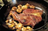 Hoe Steak marineren in twee dagen