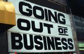 Hoe te ontbinden van uw bedrijf