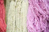 Hoe te repareren van wol stof