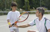 Het gemiddelde salaris van een tenniscoach