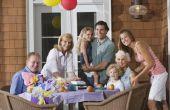Hoe Word een 60ste verjaardagsuitnodiging