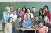 Een lijst van loopbaan & salarissen in het onderwijs