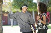 Hoe te flirten met een middelbare School meisje