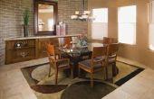 Hoe te herstellen van de gevoerde zitting op een stoel voor eetkamer