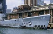 Soorten WW2 Amerikaanse onderzeeërs
