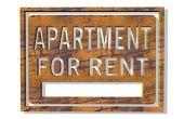 Brief aan het einde van een Appartement Lease