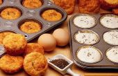 Hoe maak je vochtige Muffins met zure room