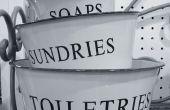 De ideeën van de badkamers voor stacaravans