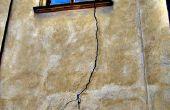 Tips over die betrekking hebben op oude muren van gips