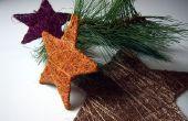 Ideeën voor kerst ambachtelijke beurzen