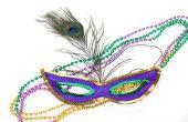 Mardi Gras decoratie ideeën