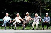 De toelagen van de overheid voor senioren