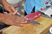 Hoe weet ik Sushi-Grade tonijn