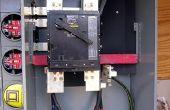 Hoe aansluiten van een Generator aan een elektrische paneel