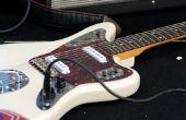 Het bepalen van de leeftijd van een antieke Silvertone-gitaar