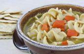 De beste kruiden voor Chicken Noodle Soup