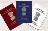 Hoe te verlengen van een verlopen paspoort in India
