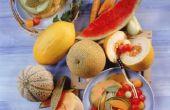 Hoe weet ik wanneer de Franse meloen rijp Is?