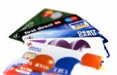 Hoe rapporteer misbruik van Credit Card maatschappijen