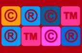 Hoe patenten, auteursrecht en handelsmerk verschillen van elkaar?