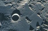 Hoe te te nemen van de nacht foto's van de maan met een Canon
