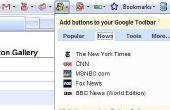 Het installeren van de Google Toolbar 5 Firefox