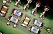 Grondstoffen die worden gebruikt bij de vervaardiging van elektronische componenten