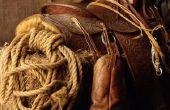 Hoe om te voorkomen dat een paard zadel uitglijden