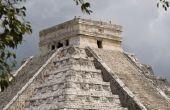 Hoe maak je een piramide-Project