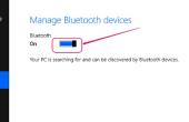 Inschakelen Bluetooth op een Asus Laptop