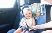 Wat zijn de wetten in de omgang met het bewegen van een kind uit de buurt van zijn vader?
