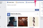Hoe te verwijderen van uw zoekgeschiedenis van Facebook