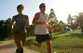 Spieren & waterretentie in Running
