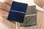 How to Build een zonne-aangedreven mobiele telefoon oplader