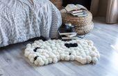 Hoe maak je een chique Pom-Pom deken