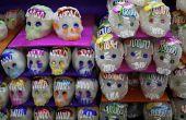 De zin & geschiedenis van Candy schedels