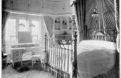 Hoe te te verfraaien een 1920 's slaapkamer