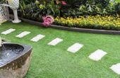 Goedkope loopbrug ideeën voor de achtertuin