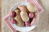 Lijst van verschillende soorten aardappelen
