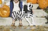 Halloween Party spellen voor een 4 jaar oud