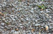 How to Build een steen of grind oprit