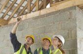 Hoe kan ik het opbouwen van een 24-voet dak Rafter?