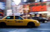 Hoe krijg ik een Taxi op GTA 4
