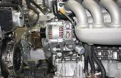 Hoe te verwijderen & een Civic Alternator vervangen