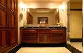 Tips over het remodelleren van een badkamers