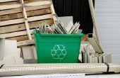 Hoe te beginnen een karton Recycling Business