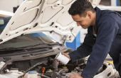 Hoe aan de begroting voor auto-onderhoud