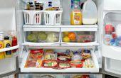 6 slimme Tips over hoe te houden van uw koelkast georganiseerd