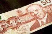 Hoe de berekening van de inkomstenbelasting in Canada