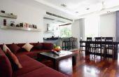 Verwijderen van de geur van lak op nieuwe meubels